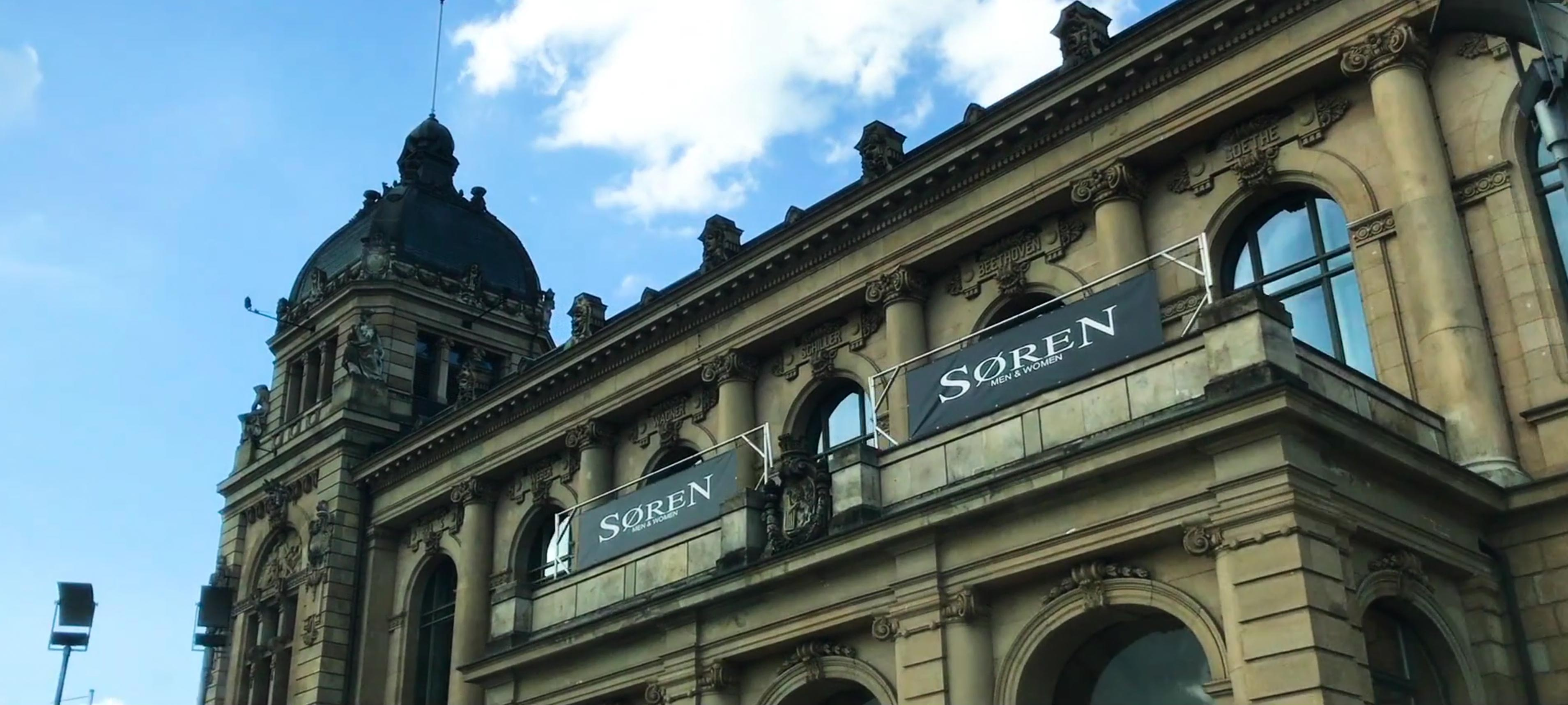 Søren Fashion Show – Autumn Winter 2017